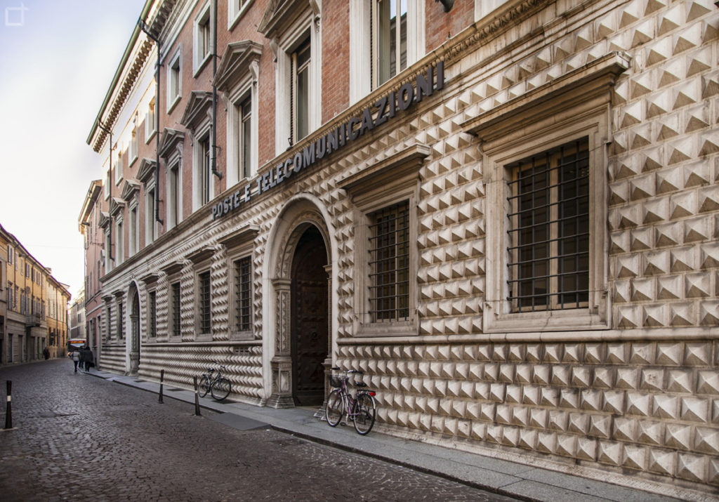 Palazzo Poste e Telecomunicazioni Piacenza