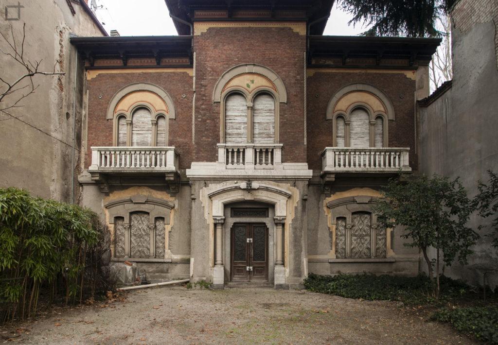Palazzo abbandonato in centro storico
