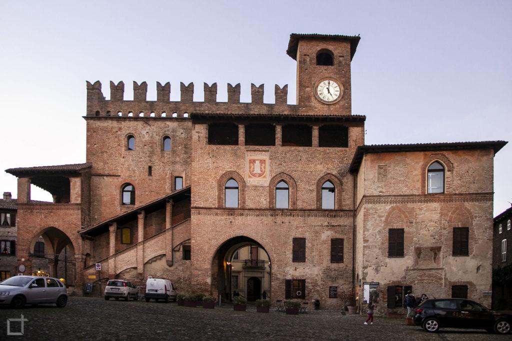 Palazzo del Podestà - Palazzo Medievale a Castell'Arquato