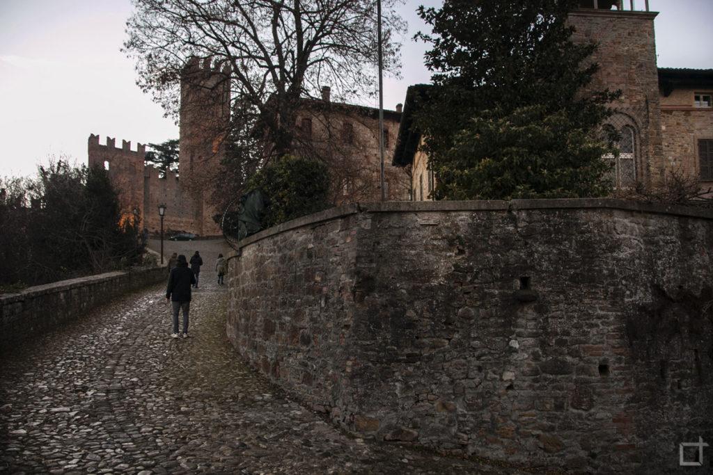 Rocca Viscontea Borgo Provincia di Piacenza