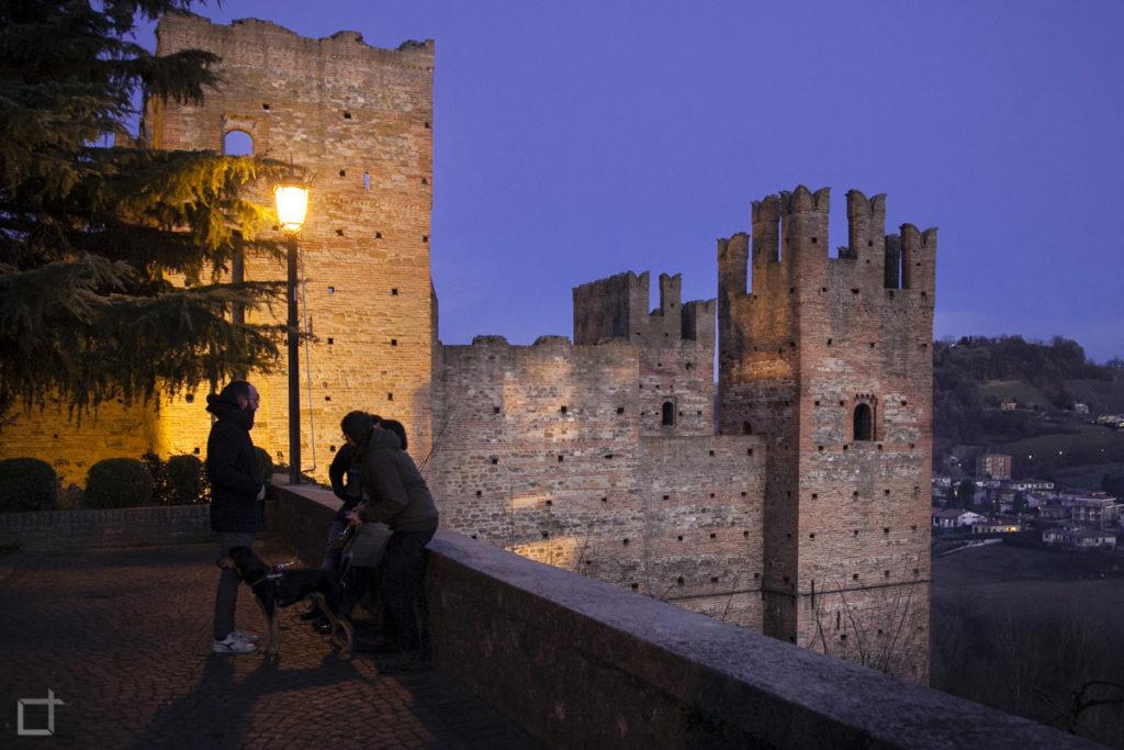 Rocca Viscontea di Sera Castell'Arquato