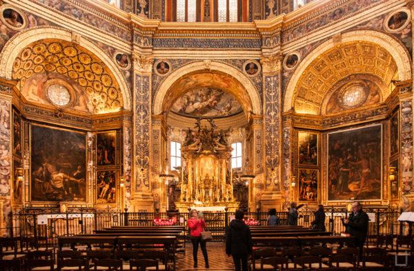 Basilica Cattedrale della Vergine Assunta - Interni