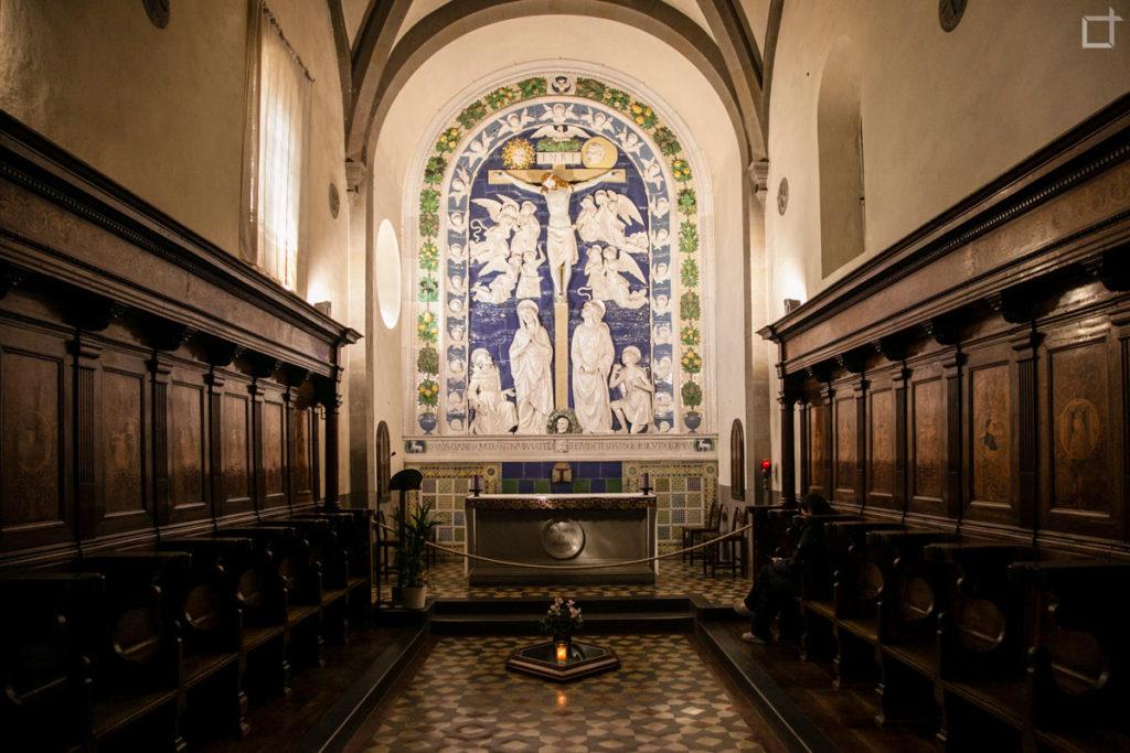 Cappella delle santissime Stimmate La verna