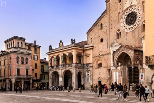 Duomo e Municipio di Lodi