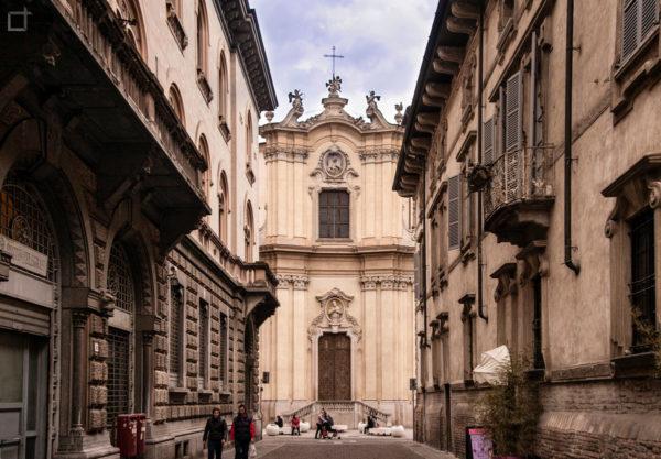 Facciata Chiesa di San Filippo