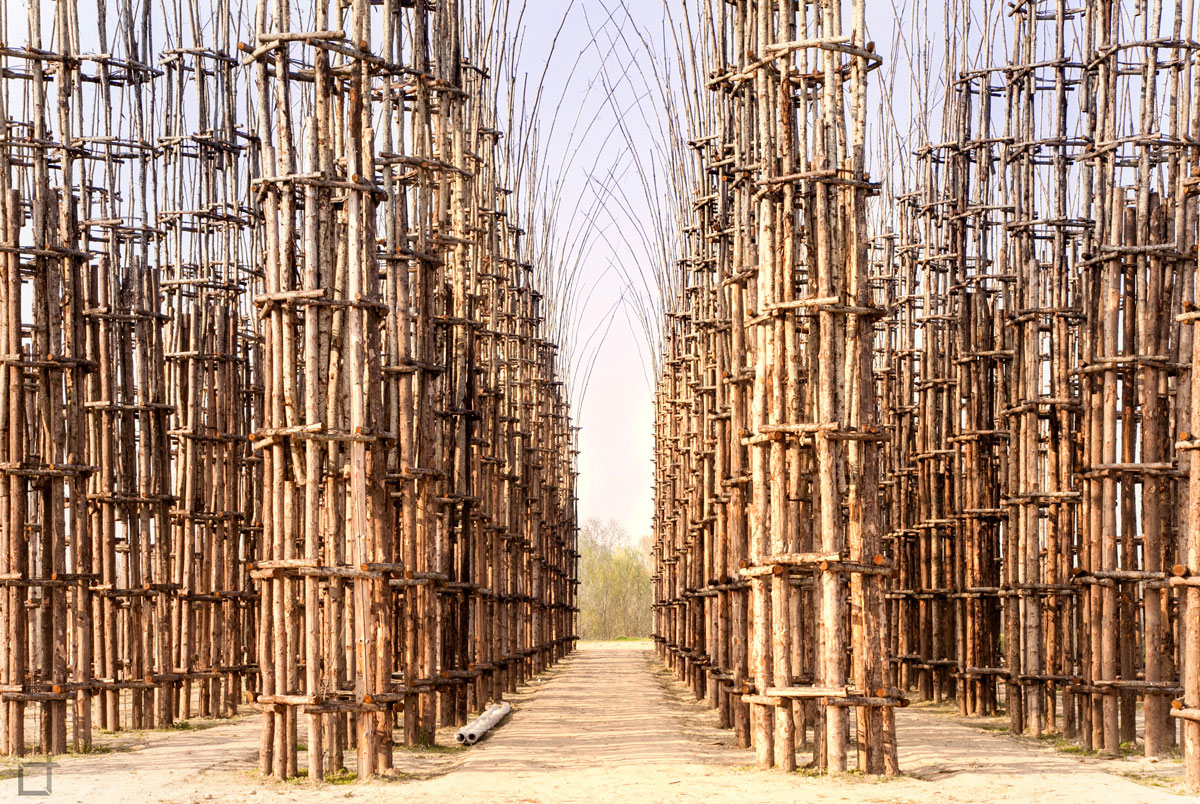 Installazione Artistica Lodi