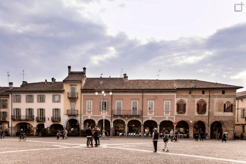 Piazza della Vittoria - Piazza Principale Lodi