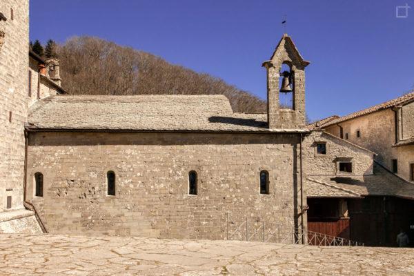 Piccola chiesetta Santuario