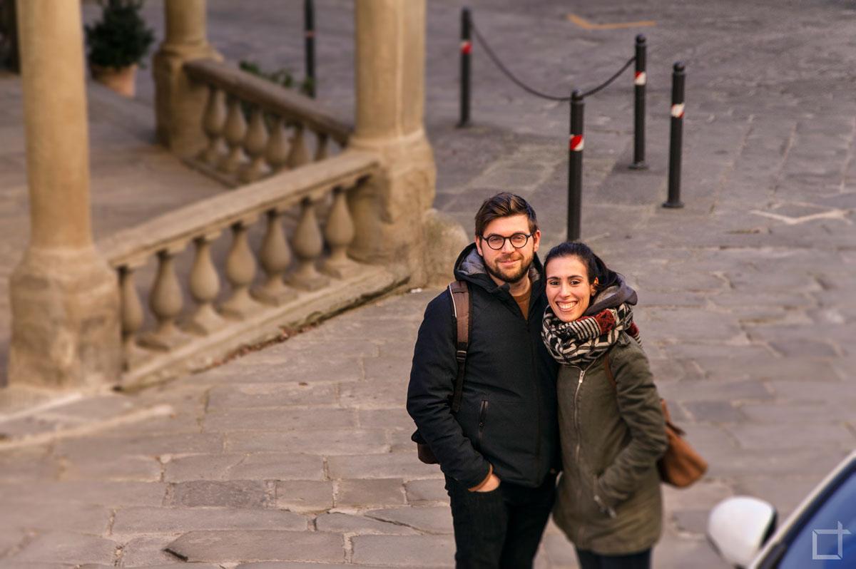 Stefano e Valentina