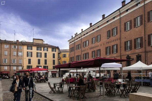 Banco San Geminiamo e San Prospero a Modena