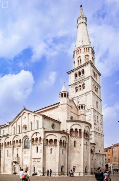 Campanile duomo di Modena - Torre della Ghirlandina