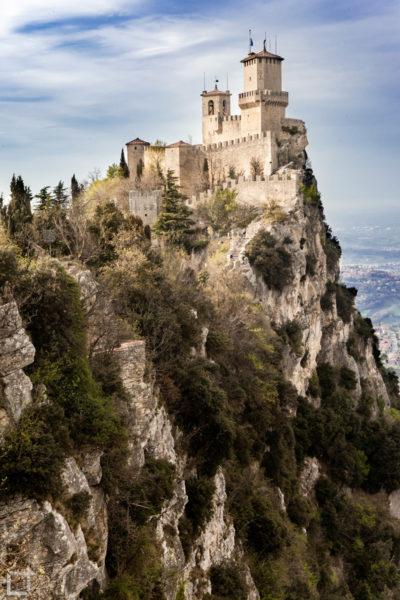 Castello di San Marino sulla Roccia - Torre Guaita