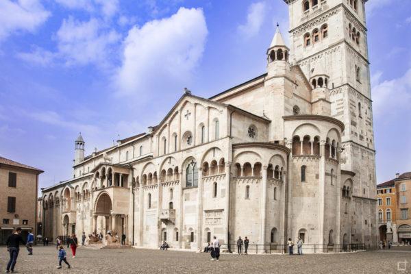 Cattedrale di Modena - Stile Gotico - Patrimonio UNESCO