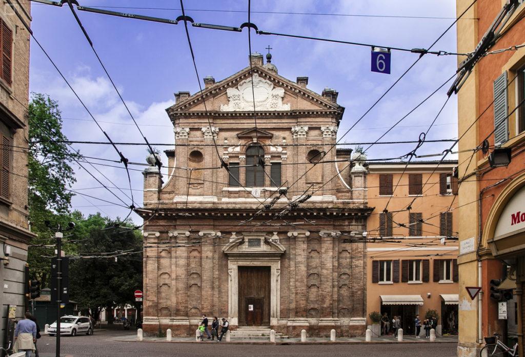 Chiesa del Voto Modena