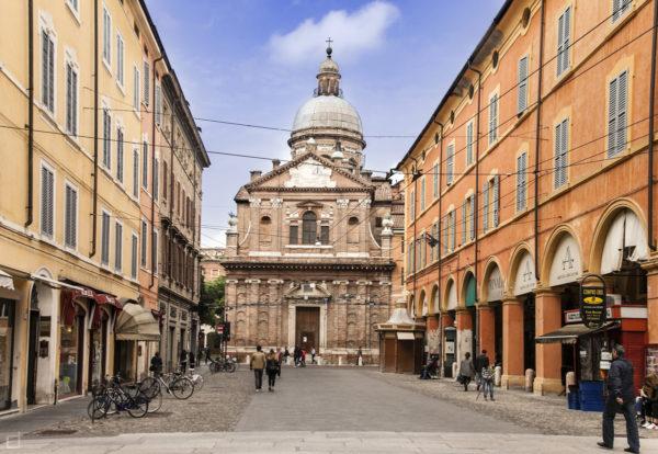 Chiesa del Voto da Corso Duomo