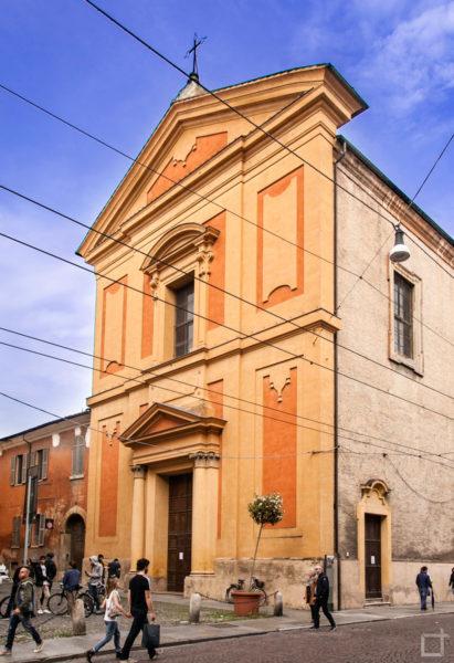 Chiesa di San Biagio nel Carmine - Modena
