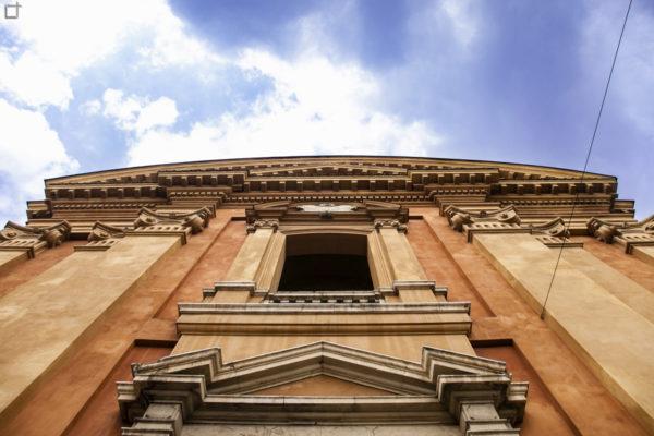 Chiesa di San Domenico ingresso