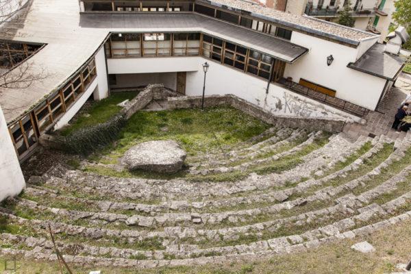 Cortile Anfiteatro