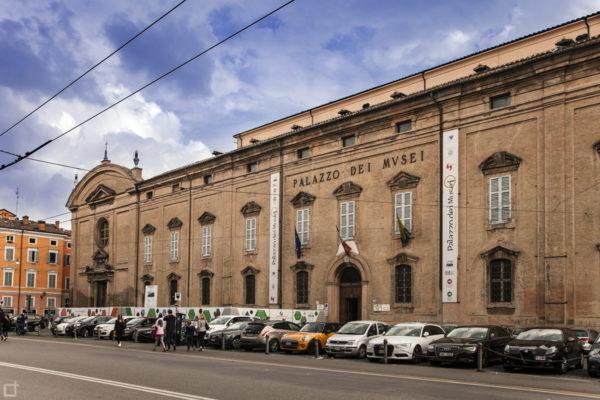 Cosa vedere a Modena - Palazzo dei Musei