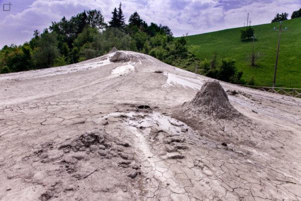 Crateri di Vulcani di Fango - Maranello