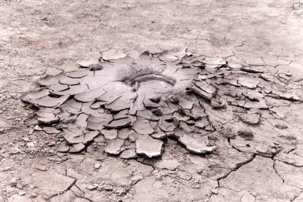 Fango ribollente - Sassuolo riserva Naturale