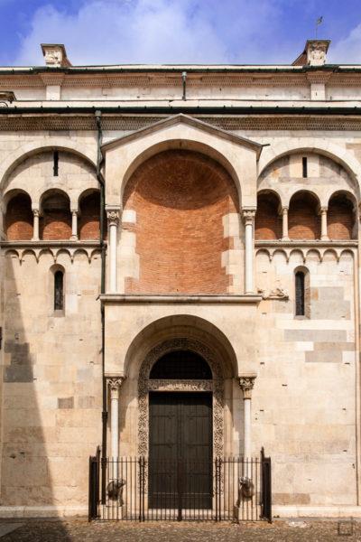 Ingresso Duomo - Porta dei Principi
