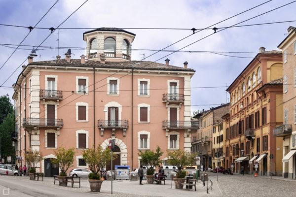 Modena - Piazzale San Francesco di Assisi
