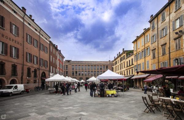 Modena dove mangiare - Piazza XX Settembre