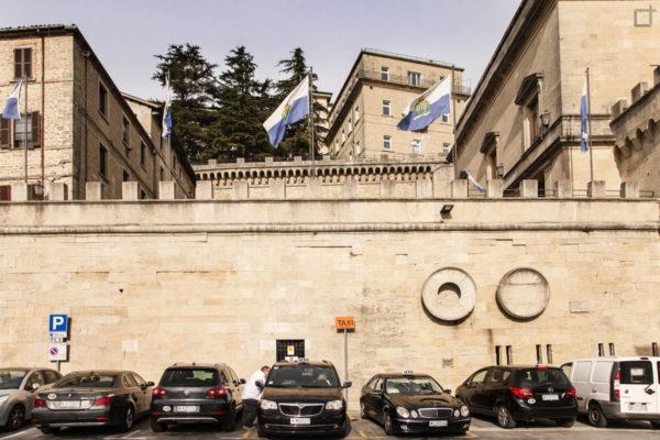 Mura Cittadine con Parcheggio