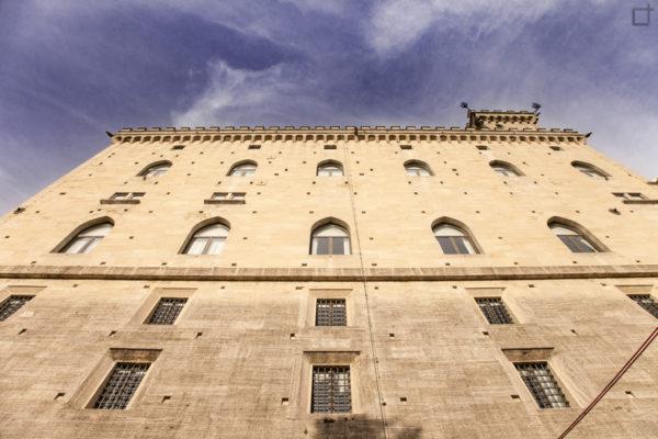 Palazzo Pubblico dal Basso
