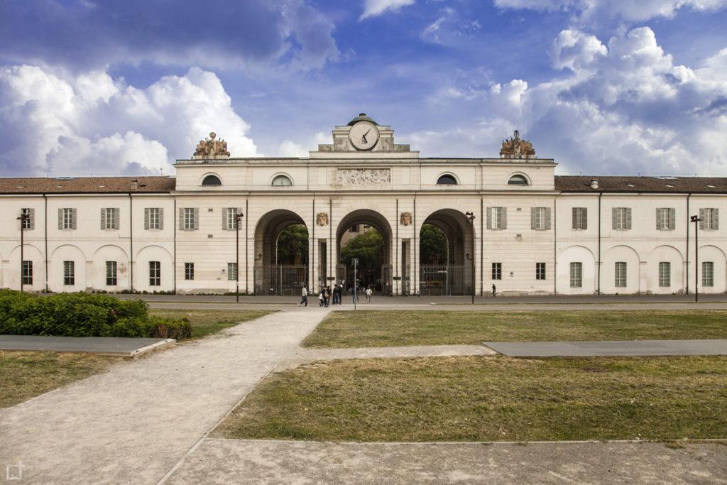 Parco Archeologico Novi Ark - Ingresso