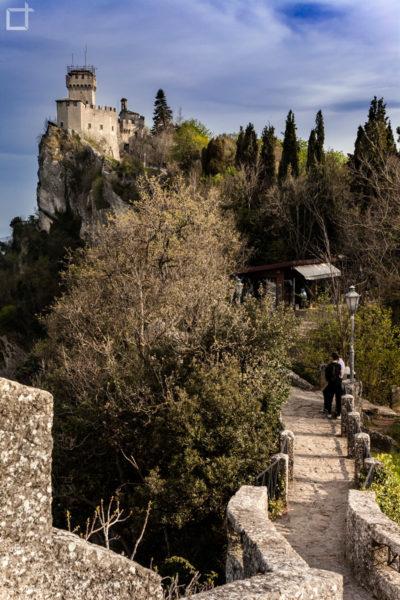 Passo delle Tre Streghe e Torre Fratta