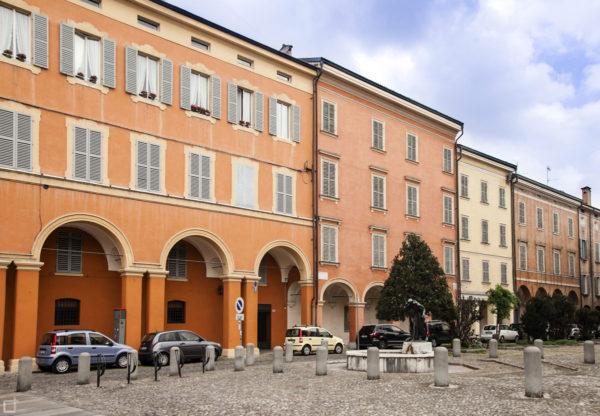 Piazza San Francesco - Fontana di San Francesco