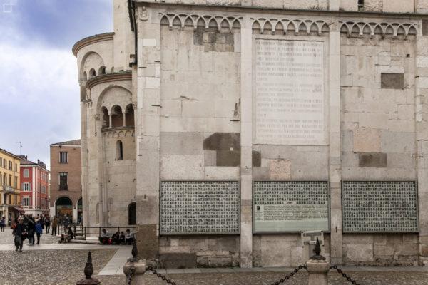 Sacrario ai caduti in piazza della torre