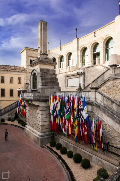 San Marino Ara dei Volontari