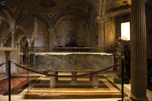 Sarcofago San Geminiano Cattedrale di Modena
