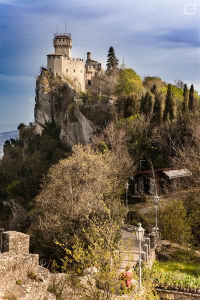Sentiero delle Tre Torri di San Marino