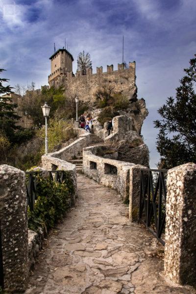 Torre Rocca o Guita San Marino