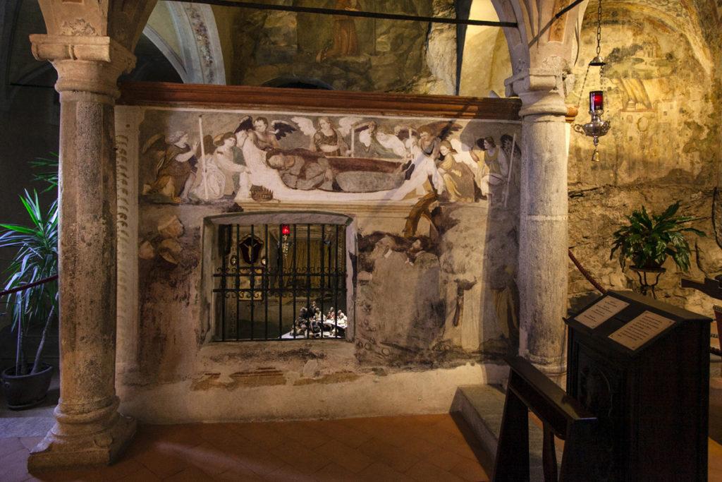 Antica Chiesa dentro la Chiesa