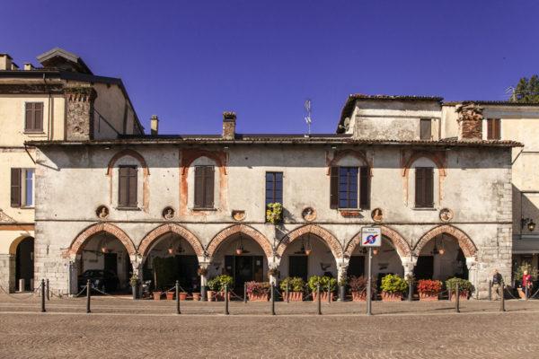 Antico Palazzo di Giustizia - Arona - Piazza del Popolo