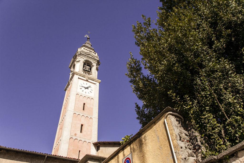 Campanile Collegiata di Santa Maria Nascente