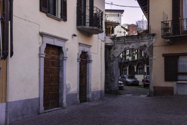 Centro storico di Laveno Mombello