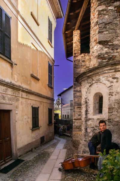 Chiesa di San Vittore - Isola dei Pescatori