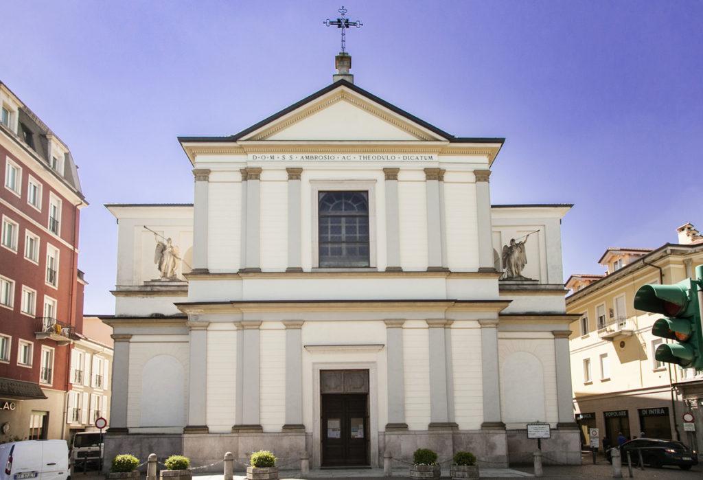 Chiesa di Sant'Ambrogio e Theodulo