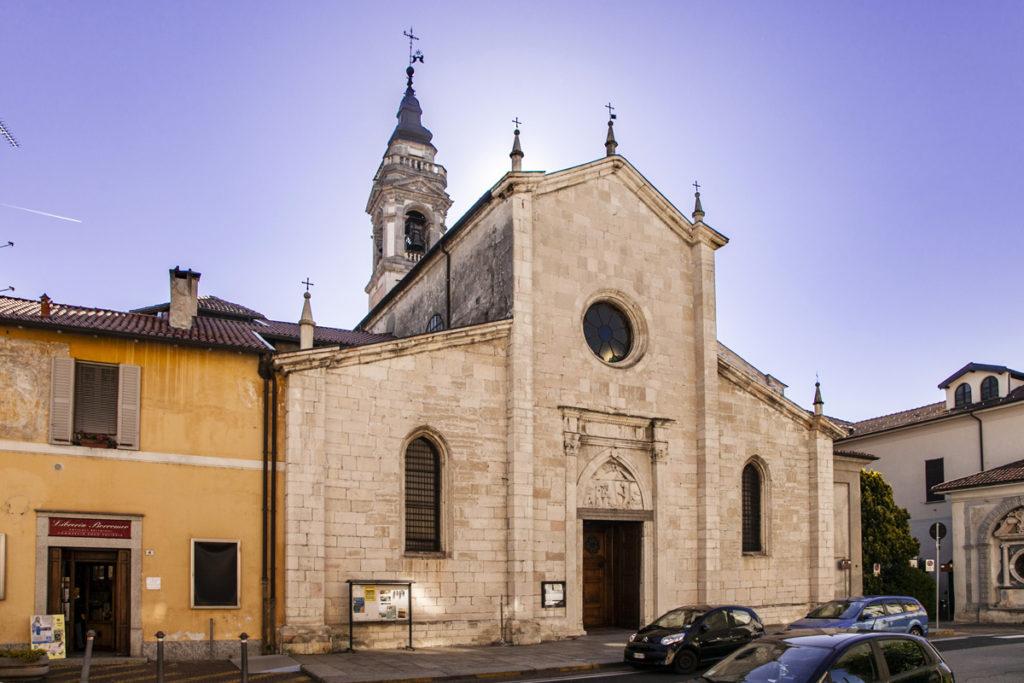 Collegiata di Santa Maria Nascente - Duomo di Arona - Cosa vedere sul lago Maggiore
