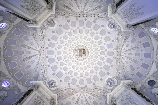 Cupola Sala Da Ballo - Palazzo Borromeo Isola Bella