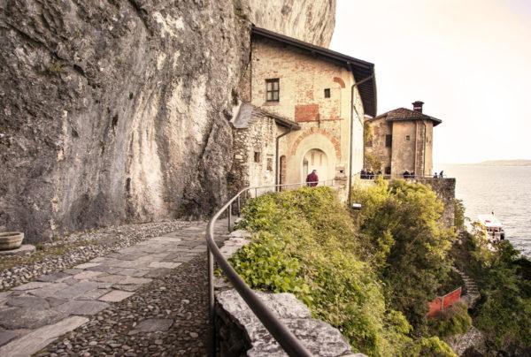 Eremo di Santa Caterina del Sasso - Conventino e Convento Meridionale