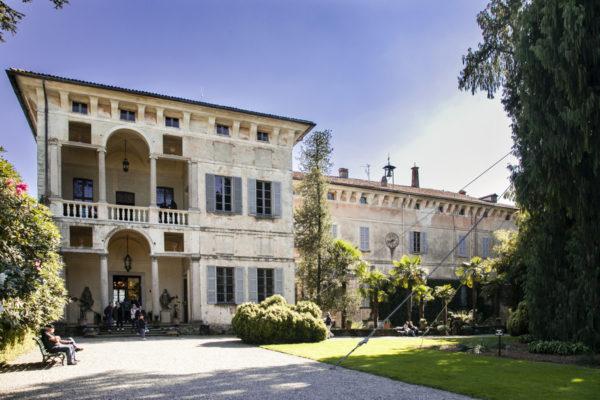 Facciata Palazzo Borromeo - Isola Madre