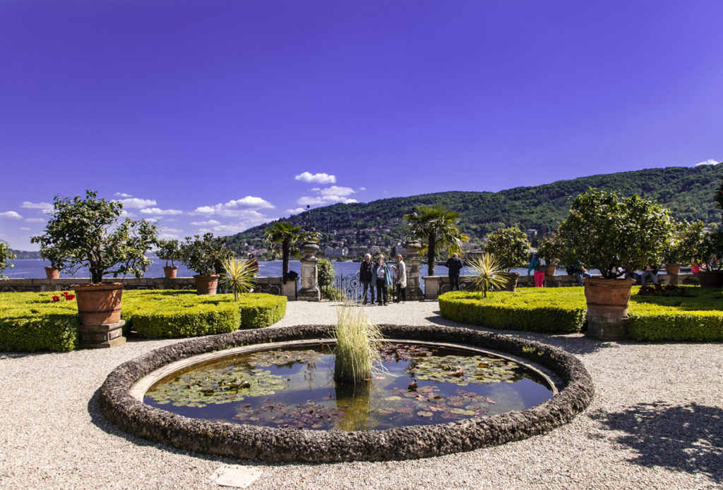 Fontana Isola Bella