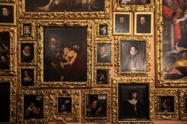 Galleria dei Quadri - Palazzo Isola Bella